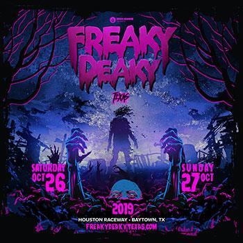 Freaky Deaky - EXTRAS: Main Image