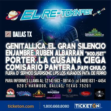 EL RE-TOKIN MUSIC FEST: Main Image