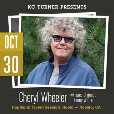 Cheryl Wheeler w/ Kenny White-img