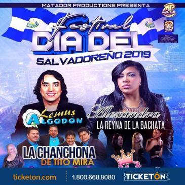 FESTIVAL DIA DEL SALVADORENO 2019