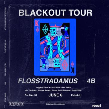 FLOSSTRADAMUS & 4B: Main Image