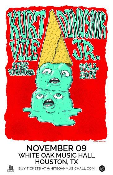 Kurt Vile & the Violators and Dinosaur Jr.: Main Image