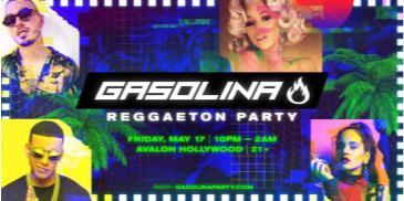 GASOLINA PARTY: Main Image