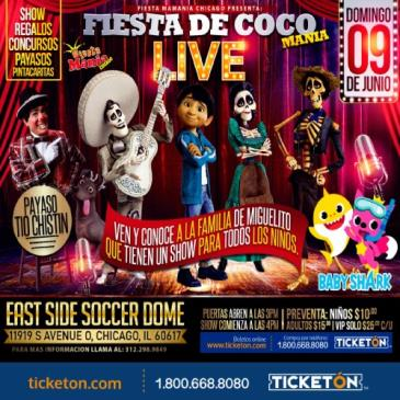 FIESTA DE COCO MANIA EAST CHICAGO