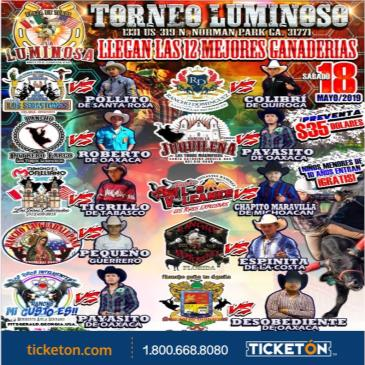 TORNEO LUMINOSO: Main Image