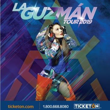 LA GUZMAN TOUR 2019