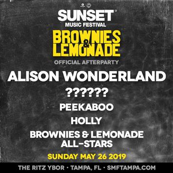 Sunset After Party Ft. Brownies & Lemonade - TAMPA: Main Image