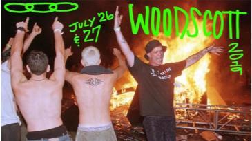 WoodScott (A Tribute to 50 years of Woodstock)- NIght 1: Main Image