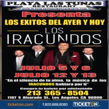 LOS IRACUNDOS: Main Image