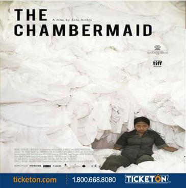 LA CAMARISTA (THE CHAMBERMAID): Main Image
