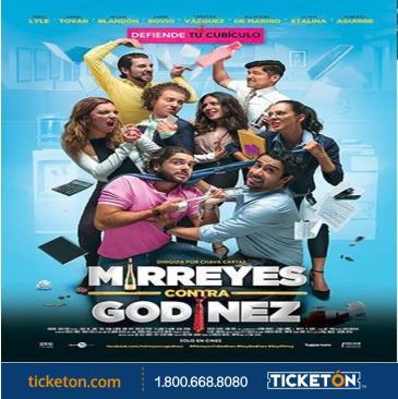 MIRREYES VS GODINEZ: Main Image