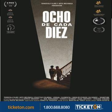 OCHO DE CADA DIEZ (EIGHT OUT OF TEN)