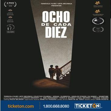 OCHO DE CADA DIEZ (EIGHT OUT OF TEN): Main Image