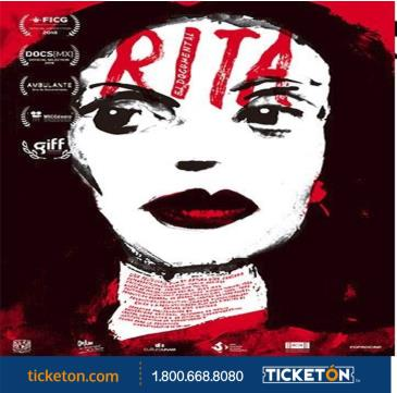 RITA EL DOCUMENTAL (RITA THE DOCUMENTARY): Main Image