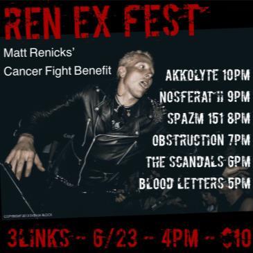 Ren EX Benefit (Benefit for Matt Rennicks)-img
