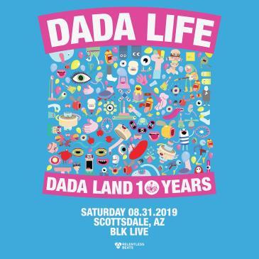 Dada Life CANCELED: Main Image
