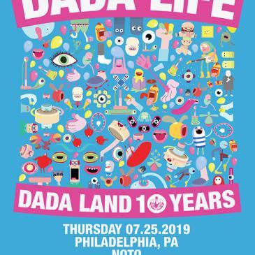 DADA LIFE: DADA LAND 10 YEARS TOUR-img