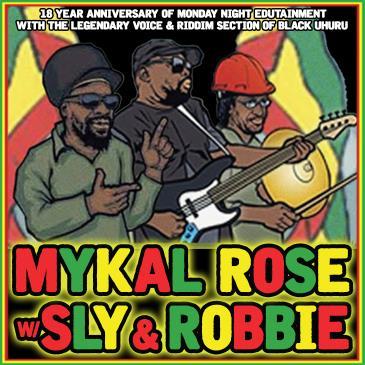 MYKAL ROSE W/ SLY & ROBBIE (18 YEAR EDUTAINMENT ANNIVERSARY)-img