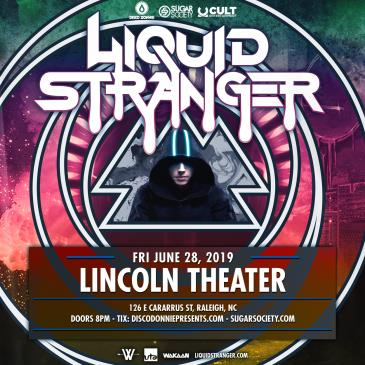 Liquid Stranger - RALEIGH: Main Image