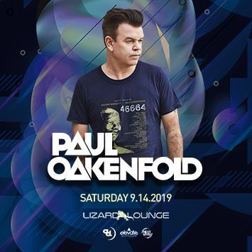 Paul Oakenfold - DALLAS: Main Image