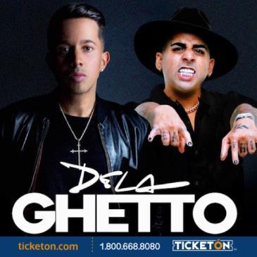 DE LA GHETTO & DJ LUIAN: Main Image