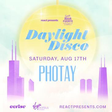 DAYLIGHT DISCO: Photay (DJ Set): Main Image