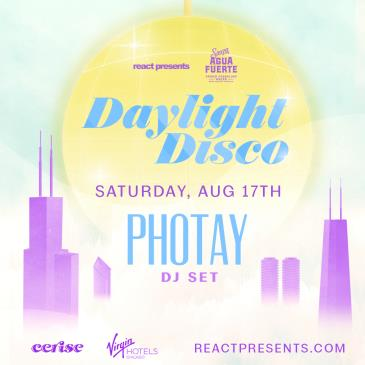 DAYLIGHT DISCO: Photay (DJ Set): Main Image