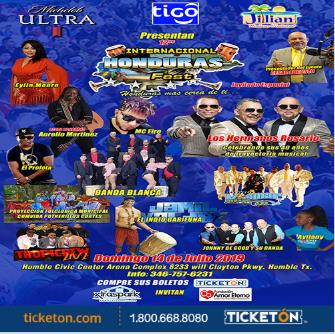HONDURAS FEST: Main Image