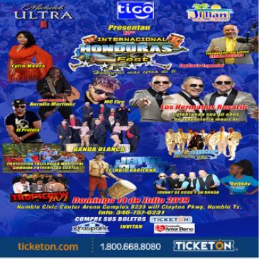HONDURAS FEST