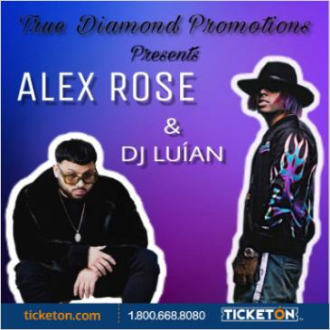 ALEX ROSE & DJ LUIAN: Main Image
