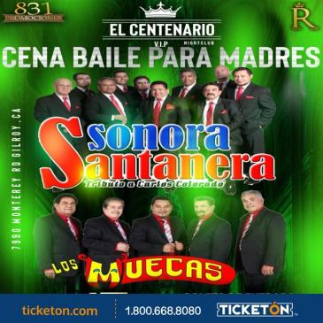 LA SONORA SANTANERA Y LOS MUECAS: Main Image