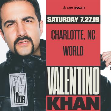Valentino Khan - CHARLOTTE: Main Image