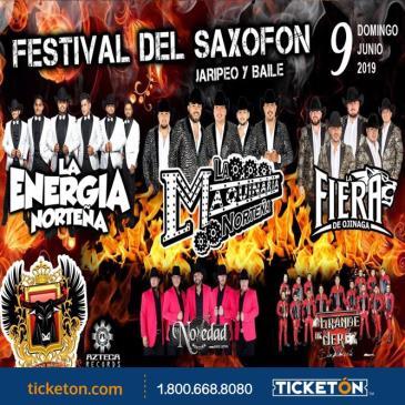 FESTIVAL DEL SAXOFON: Main Image