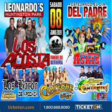 LOS ACOSTA, LOS ASKIS Y MAS: Main Image