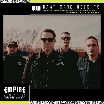 Hawthorne Heights & Emery with Oh, Sleeper-img