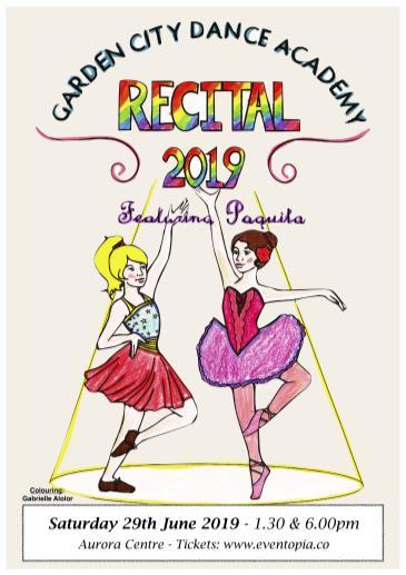 6.00pm Garden City Dance Academy 2019: Main Image