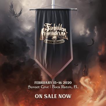 FORBIDDEN KINGDOM MUSIC FESTIVAL 2020: Main Image