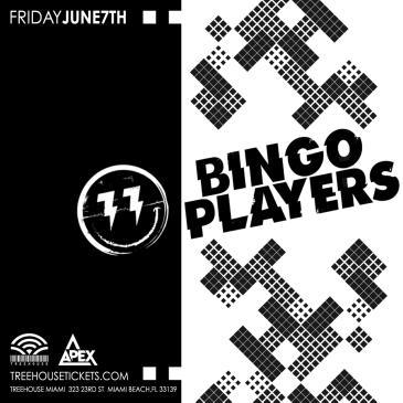 Bingo Players @ Treehouse Miami: Main Image