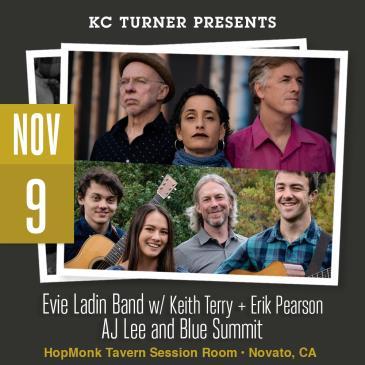 Evie Ladin Band | Blue Summit: Main Image