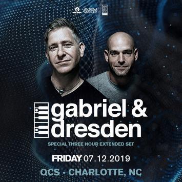 Gabriel & Dresden - CHARLOTTE: Main Image