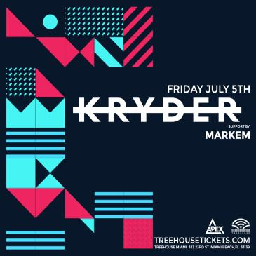Kryder @ Treehouse Miami: Main Image