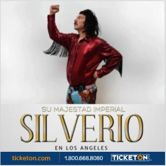 SU MAJESTAD SILVERIO EN LOS ANGELES: Main Image