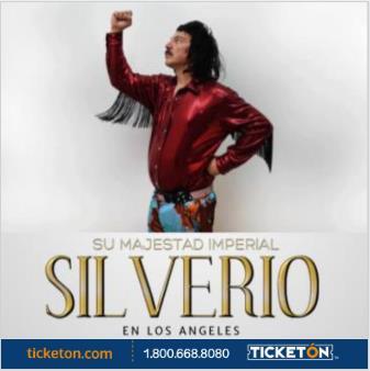 SU MAJESTAD SILVERIO EN LOS ANGELES: Main Image