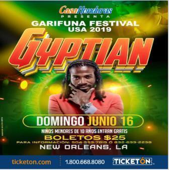 GARIFUNA  FESTIVAL USA 2019: Main Image