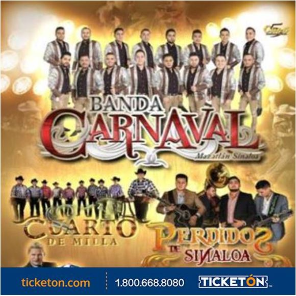 JARIPEO BAILE DE LUJO Tickets - The ARENA 47 DAYS on May 25