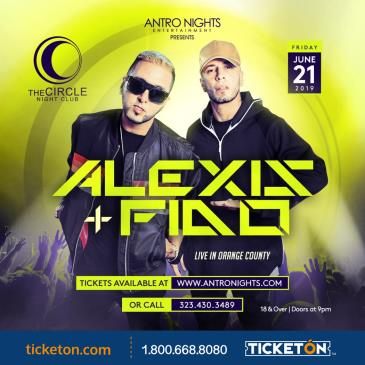 ALEXIS Y FIDO en ORANGE COUNTY!