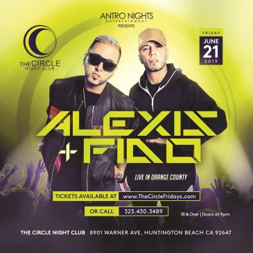 ALEXIS Y FIDO en ORANGE COUNTY