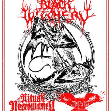Black Witchery, Ritual Necromancy, BHL-img