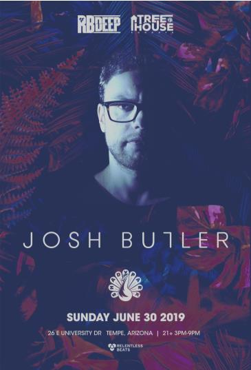 Josh Butler: Main Image