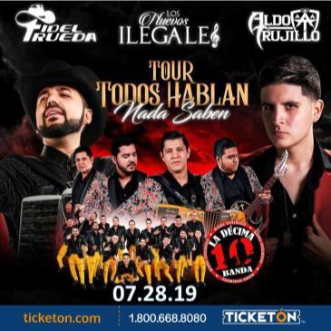 TOUR TODOS HABLAN NADIE SABE